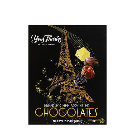Yves Thuries French Assorted Chocolates, 7.05 oz (200 g)