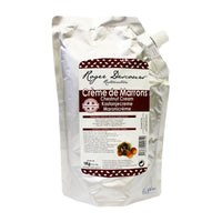 Concept Fruits Creme de Marrons Chestnut Cream, 2.2 lbs (1 kg)