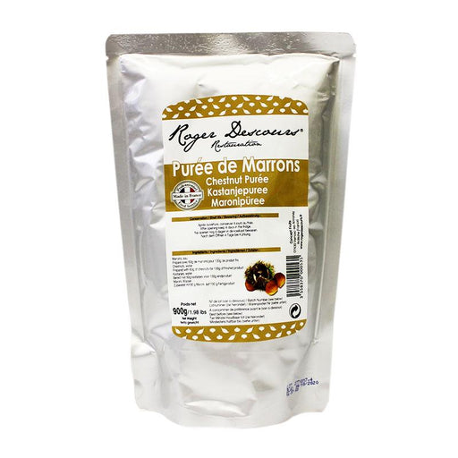Concept Fruits Puree de Marrons Chestnut Puree, 1.9 lbs (900 g)