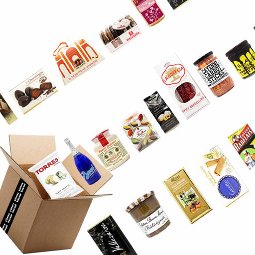 Full Experience Monthly Gourmet - 12-Month Gift Subscription