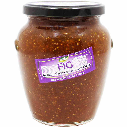Attica Extra Large Homemade Fig Marmalade 1.9 lbs. (861g)