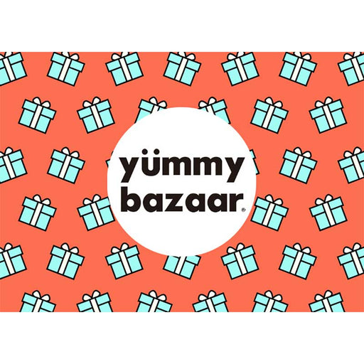 Yummy Bazaar Gift Card