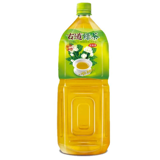 Gudao Jasmine Green Tea Drink, 67.6 fl oz (2L)