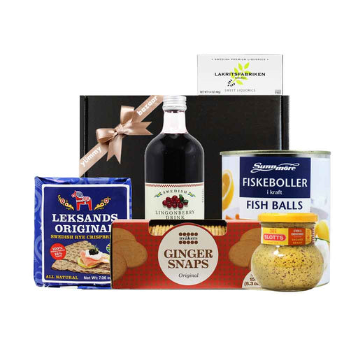 Scandinavian Holiday Gourmet Gift