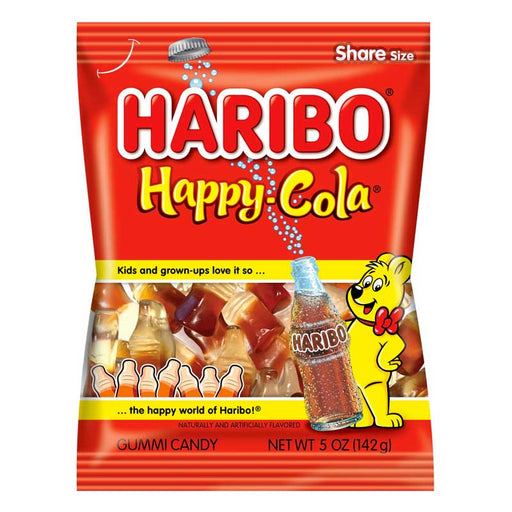 Happy Cola Gummies by Haribo, 5 oz (142 g)