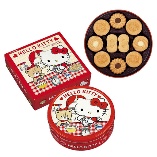 Hello Kitty Butter Cookies Gift by Bourbon, 11.5 oz (326 g)