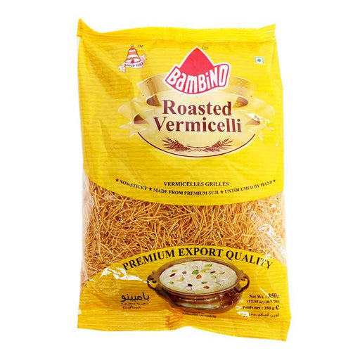 Bambino Roasted Vermicelli from India, 12.3 oz (350g)