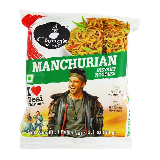 Ching's Secret Manchurian Instant Noodles, 2.1 oz (60g)