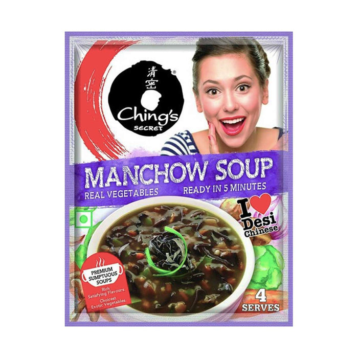 Ching's Secret Manchow Soup, Thick and Spicy, 1.94 oz (55g)