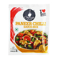 Ching's Secret Paneer Chilli Sauce Mix Instant Indochinese Sauce, 1.8 oz (50g)
