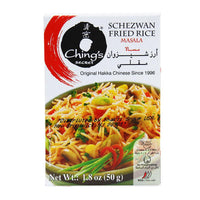 Ching's Secret Schezwan Fried Rice Masala, Original Hakka, 1.8 oz (50g)
