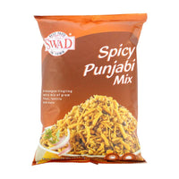 Swad Spicy Punjabi Mix, Lentils, Nuts, and Cracker Snack, 10 oz (283g)