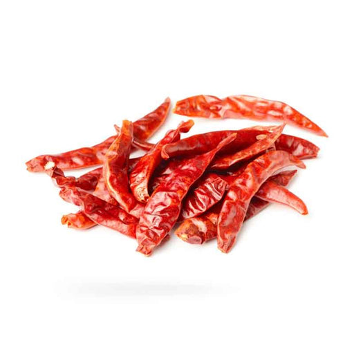 Swad Whole Red Chillies, Dry, 3.5 oz (100g)
