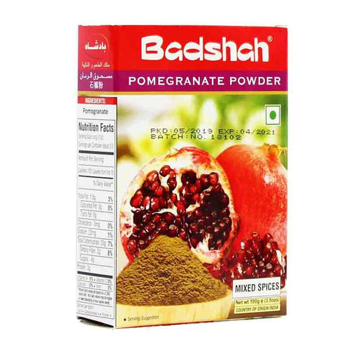 Badshah Anardana Pomegranate Powder, 3.5 oz (100g)