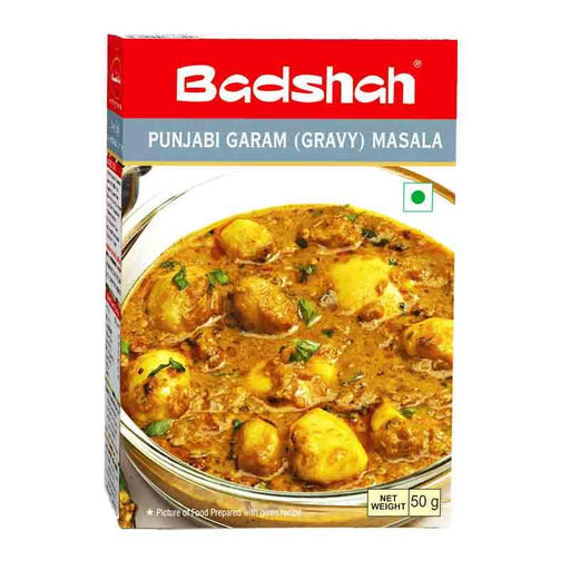 Badshah Garam Masala, Authentic Punjabi Style Paste for Gravy, 3.5 oz (100g)