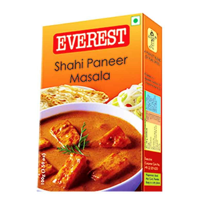Everest Shahi Paneer Masala, Spice Blend for Paneer Curry, 3.5 oz (100g)