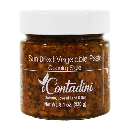 I Contadini Sun Dried Vegetable Pesto, 8.1 oz.