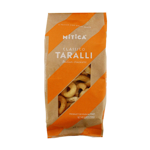 Taralli Crackers by Mitica, 8.8 oz.