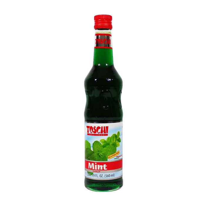 Toschi - Mint Cocktail Syrup, 19 oz.