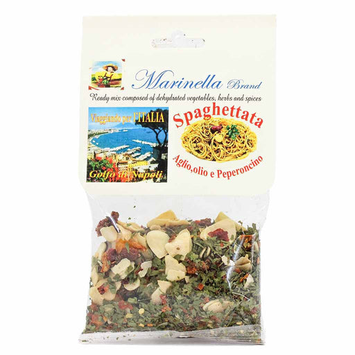Spaghettata Piccante, Dried Spicy Pasta Sauce Mix by Marinella 1.05 oz.