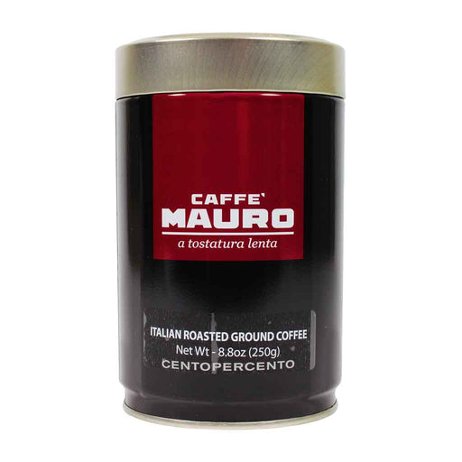 Mauro ‑ Ground Centopercento Coffee, 8.8 oz.