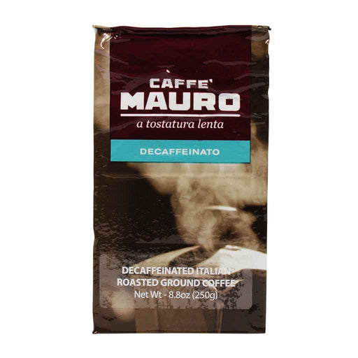 Caffe Mauro Ground Decaf Coffee, 8.8 oz.