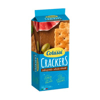 Italian Whole Wheat Crackers by Colussi, 17.6 oz. (500g)