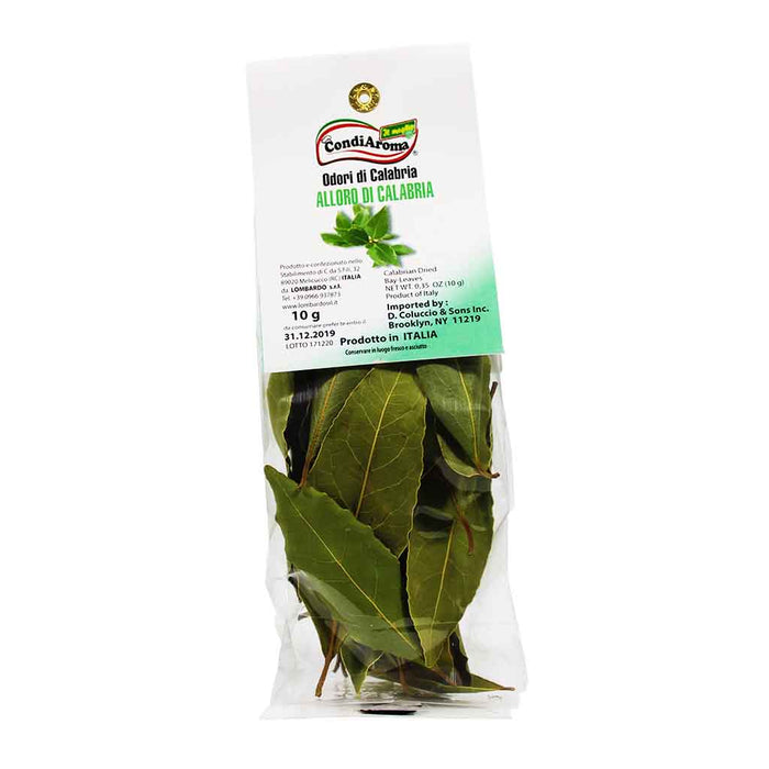 CondiAroma - Calabrian Dried Bay Leaves, 0.3 oz.