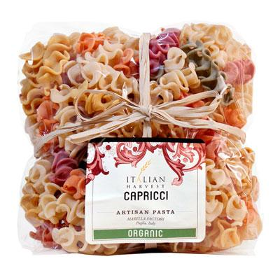 Marella Organic Colored Capricci Pasta 17.6oz