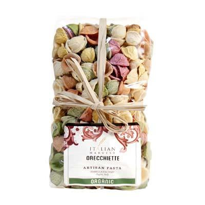 Marella Organic Colored Orecchiette Pasta 17.6oz