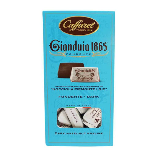 Caffarel Ð Gianduia 1865 Dark Hazelnut Pralines, 5.3 oz (150 g)