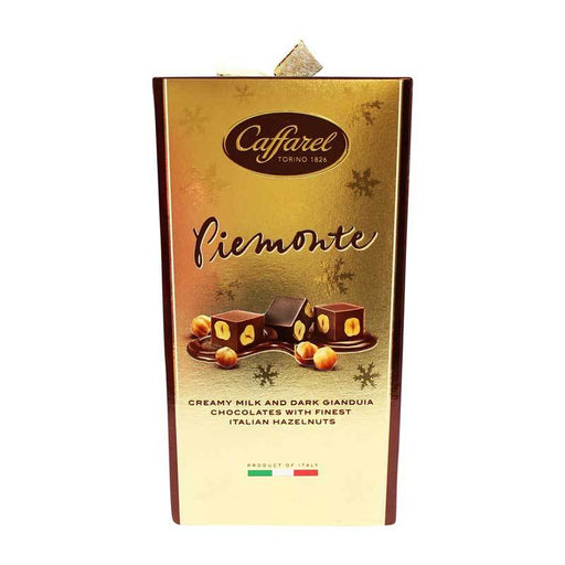 Caffarel Ð Piemonte Assorted Chocolates with Hazelnuts, 6.3 oz (180 g)