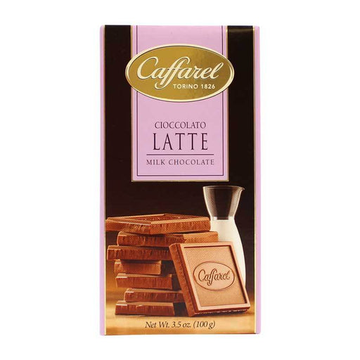 Caffarel Ð Gourmet Milk Chocolate Bar, 3.5 oz (100 g)