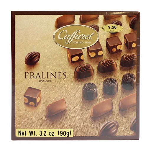 Caffarel Ð Assorted Chocolate Praline Gift Box, 3.2 oz (90 g)