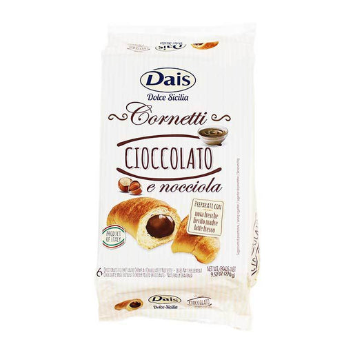 Dais Chocolate-Filled Croissants, 9.52 oz (270 g)