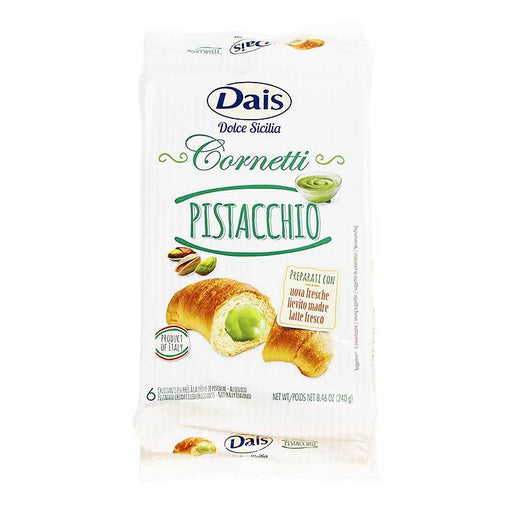 Dais Pistachio-Filled Croissants, 9.52 oz (270 g)