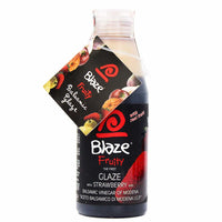 Balsamic Vinegar Glaze Strawberry Flavor by Acetum Blaze 7.3 oz