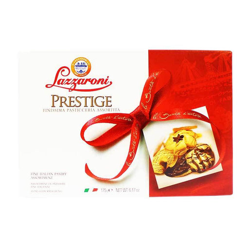 Lazzaroni Prestige Fine Italian Cookie Assortment, 6.17 oz (175 g)