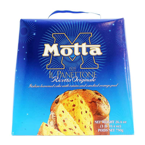 Motta Original Recipe Panettone, 26.4 oz (750 g)