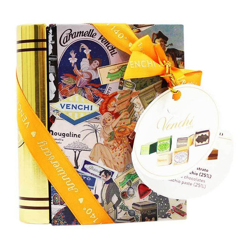 Venchi Anniversary Mini Book Sampler, 5.99 oz (170 g)