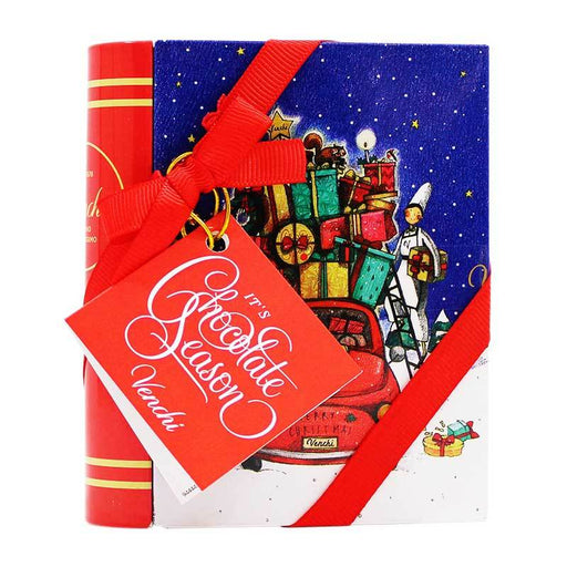 Venchi Mini Holiday Book Sampler, 3.7 oz (105 g)