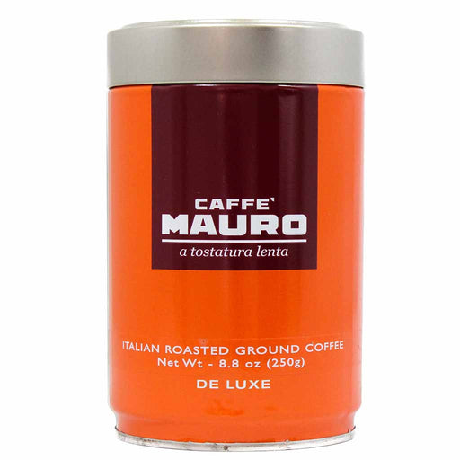 De Luxe Roasted Ground Coffee by Caffe Mauro 8.8 oz