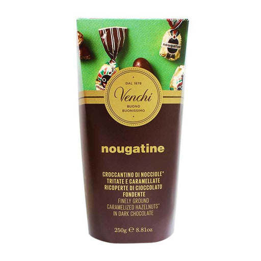 Venchi Nougatine Chocolates, 8.81 oz (250 g)