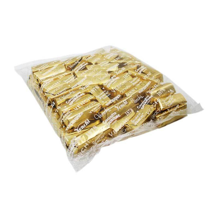 Venchi Milk Chocolate Gold Ingots, 2.2 lb (1 kg)