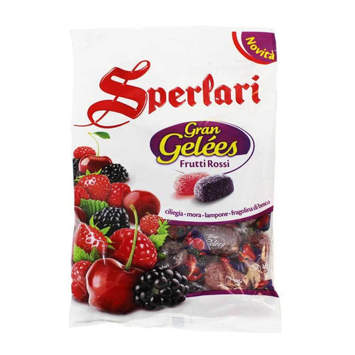 Sperlari Mixed Berry Gran Gelees, 6.17 oz (175 g)