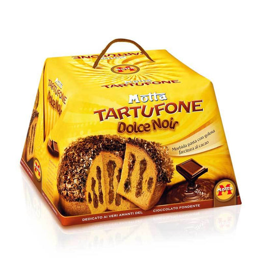 Motta Double Dark Chocolate Tartufone, 22.9 oz (650 g)