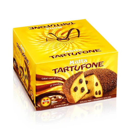 Motta Chocolate Gianduia Tartufone, 26.5 oz (750 g)