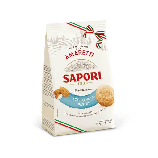 Sapori Almond Biscuits, 6.17 oz (175 g)