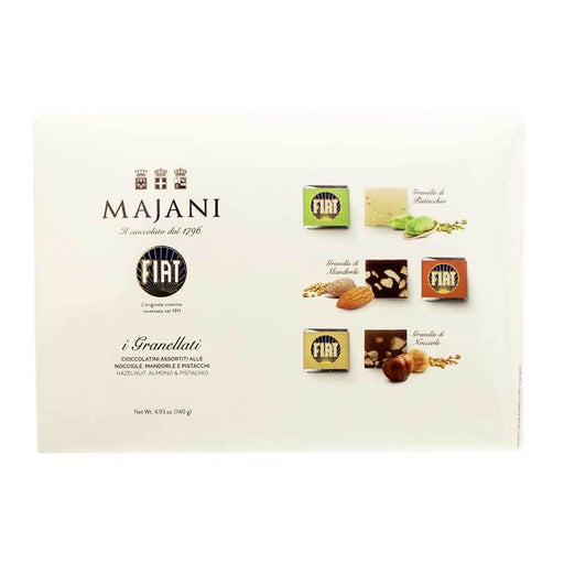 Majani Granellati Assorted Chocolates, 4.93 oz (140 g)