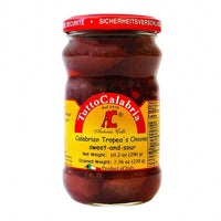 Tutto Calabria Sweet and Sour Calabrian Tropea Onions, 10.2 oz (290 g)